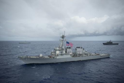 <p>US warship sustains minor damage after tug drifts off Japan</p>