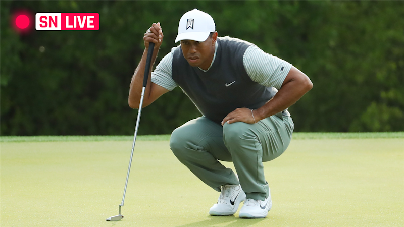 tiger woods u0026 39  score  live updates  highlights  results from