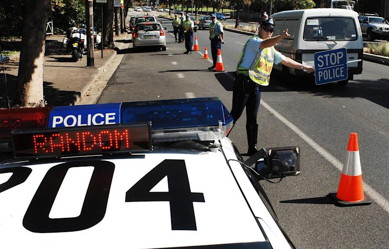 So far NSW officers have conducted more than 250,000 breath tests over the Easter long weekend. Source: AAP, file