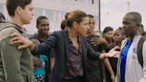 """<p>In this uplifting drama, a school counselor working in one of the poorest areas of Paris devotes herself to improving the lives of her disadvantaged students, all while dealing with some personal challenges of her own. Watch <a href=""""http://www.netflix.com/title/81191429"""" class=""""link rapid-noclick-resp"""" rel=""""nofollow noopener"""" target=""""_blank"""" data-ylk=""""slk:School Life""""><strong>School Life</strong></a> on Netflix now.</p>"""