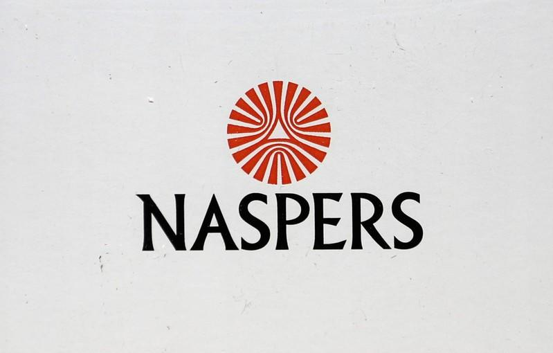 First-half profit at South Africa's Naspers almost halves