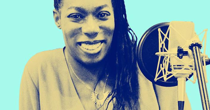 "Y-Vonne Hutchinson, CEO & Founder of ReadySet, is the host of ""Time To Act: A Podcast About Diversity And Inclusion."" (Photo: )"
