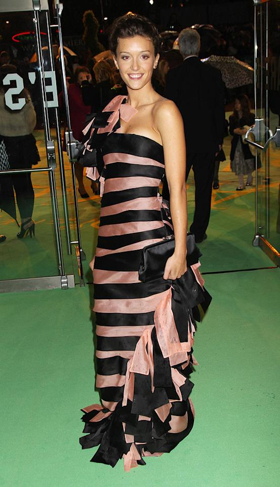 "Eleanor Gecks at the London premiere of <a href=""http://movies.yahoo.com/movie/1810078365/info"">Alice in Wonderland</a> - 02/25/2010"
