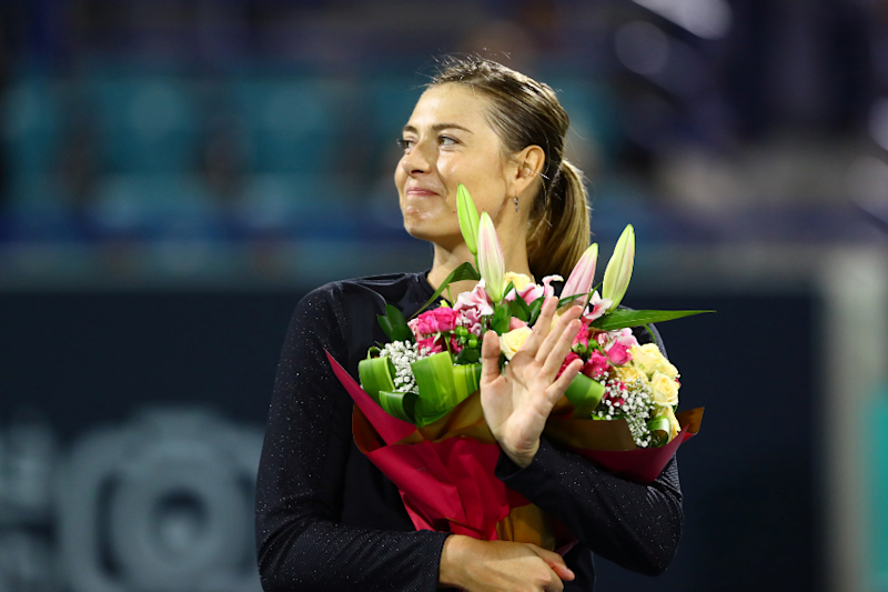 Beat the Odds: Maria Sharapova Ends a Tennis Career That Was Stuff of Hollywood