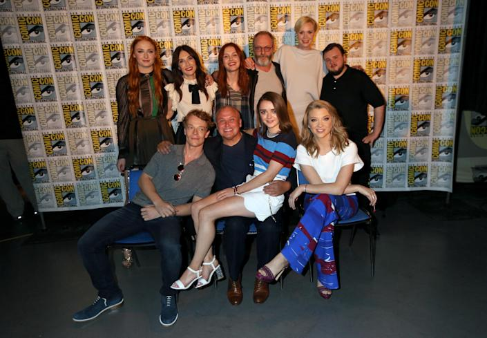 """2015 """"Game Of Thrones"""" Comic-Con Panel"""