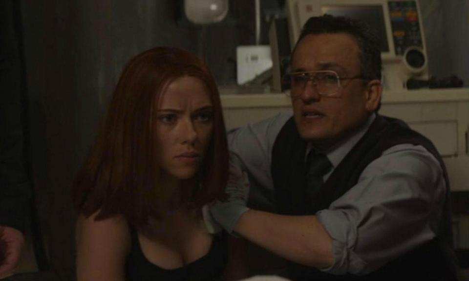 <p>The director has made a cameo three times in the MCU under the alias Gozie Agbo. He portrayed Doctor Fine and the man interviewing Peggy Carter in <em>Captain America: The Winter Soldier</em>, Theo Broussard in<em> Captain America: Civil War</em> and Bert in a deleted scene of <em>Avengers: Infinity War.</em> </p>