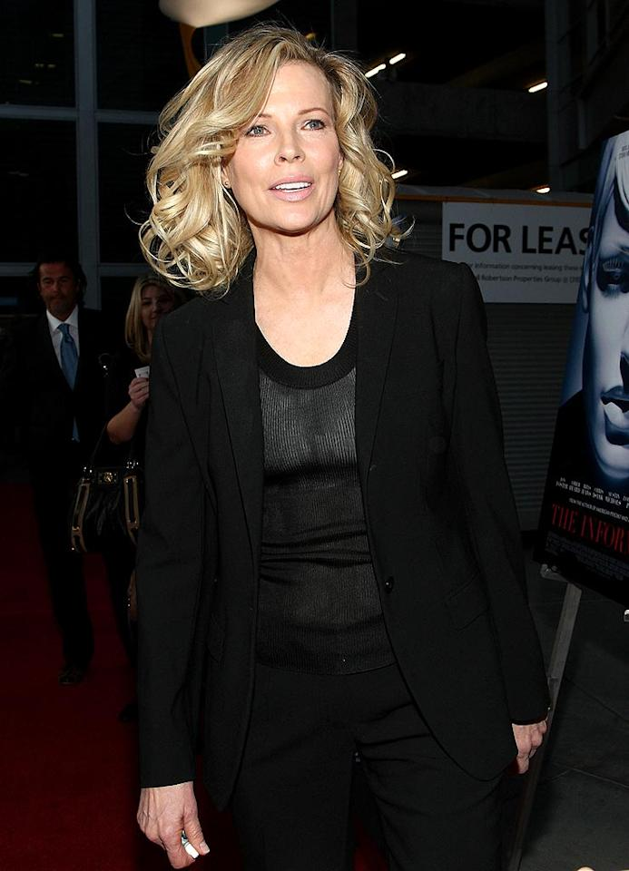 "In 1983, new Bond girl Kim Basinger, then 30, went au naturel in order to promote her new flick ""Never Say Never Again,"" (opposite Sean Connery, who got to keep his clothes on). Basinger had no regrets, and insists the spread brought her more publicity and new film opportunities, including a role in the 1984 baseball drama ""The Natural,"" alongside Robert Redford and Glenn Close."
