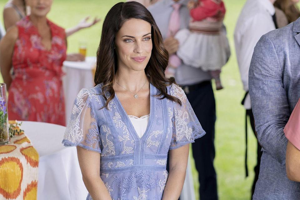<p><strong>Premieres:</strong> Saturday, February 20 at 9 p.m. ET </p><p><strong>Stars:</strong> Jeremy Jordan and Jessica Lowndes</p><p><strong>What's it about?:</strong> A small-town cook pretends to be his big city twin brother during a contest in Malta. But things get complicated when he falls for the woman in charge of the competition.</p>