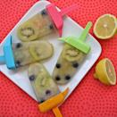 """Studded with fresh fruit, these lemony ice pops are the perfect kid-friendly treat. <a rel=""""nofollow noopener"""" href=""""https://www.epicurious.com/recipes/food/views/fruity-lemonade-ice-pops-51262480?mbid=synd_yahoo_rss"""" target=""""_blank"""" data-ylk=""""slk:See recipe."""" class=""""link rapid-noclick-resp"""">See recipe.</a>"""