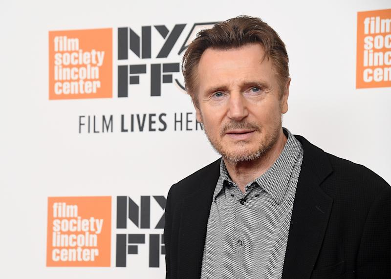 Liam Neeson Admits He Once Thought About Committing Racist Murder