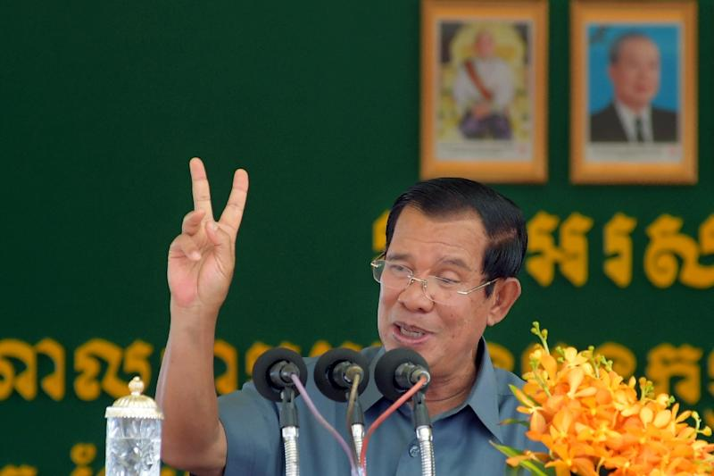 Cambodia's Prime Minister Hun Sen has said more pardons are likely, but rejected suggestions he was bending to international pressure