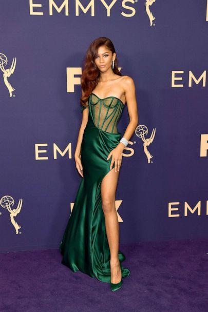 PHOTO: Zendaya attends the 71st Emmy Awards at Microsoft Theater, Sept. 22, 2019, in Los Angeles. (Matt Winkelmeyer/Getty Images)