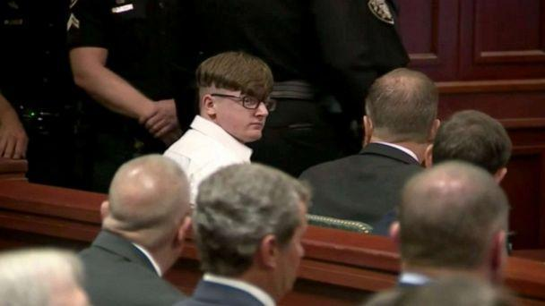 PHOTO: Robert Aaron Long appears in court in Cherokee County, Georgia, July 27, 2021. (Pool/ABC News)