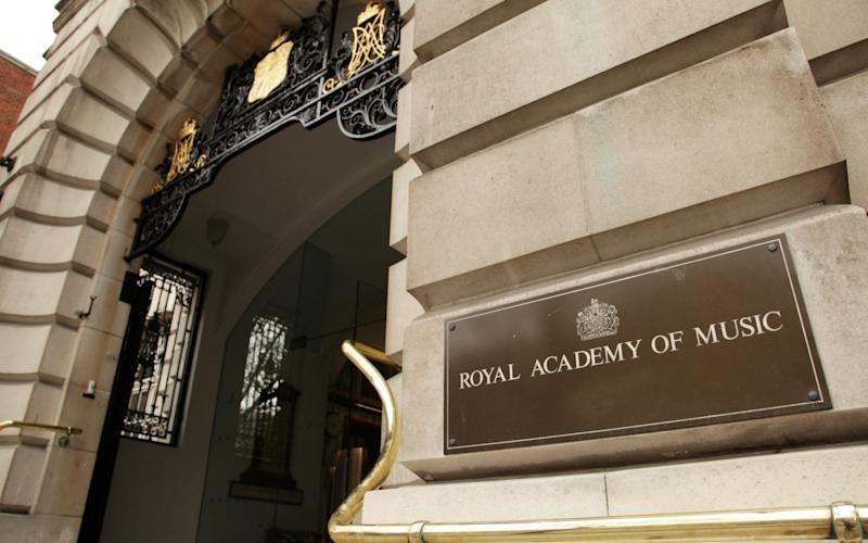 More than a dozen students at the London institution are understood to have complained of impropriety f - PA Archive
