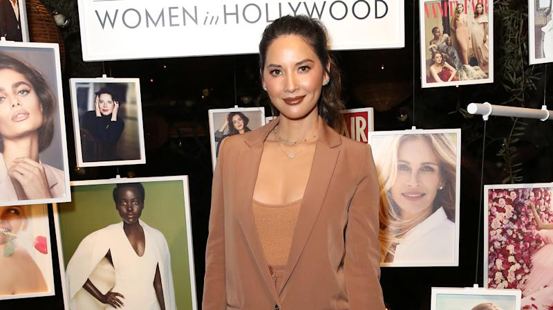Olivia Munn Slams Ex-Warner Bros. CEO For Indifference To Sexual Misconduct