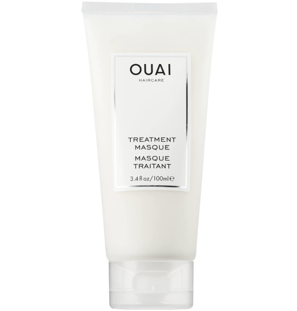 Ouai treatment masque is designed to repair hair in as little as 10 minutes. (Image via Sephora).