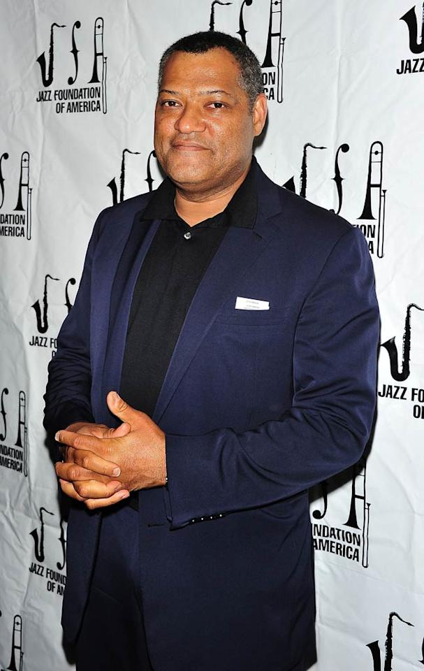 "July 30: Laurence Fishburne turns 50. Brian Killian/<a href=""http://www.wireimage.com"" target=""new"">WireImage.com</a> - May 19, 2011"