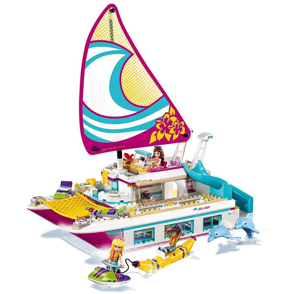 Catch the wave with Lego (ToysRUs)