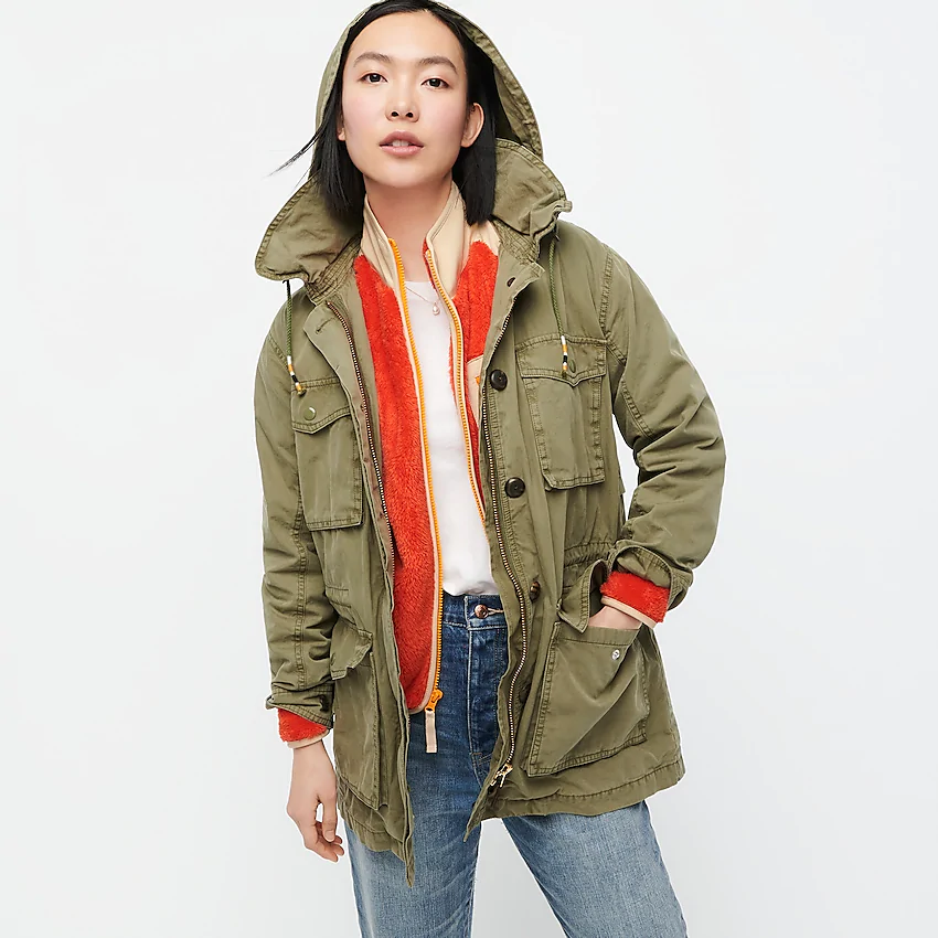 "<br><br><strong>J.Crew</strong> Lightweight Utility Jacket, $, available at <a href=""https://go.skimresources.com/?id=30283X879131&url=https%3A%2F%2Fwww.jcrew.com%2Fp%2Fwomens_category%2Fcoats_and_jackets%2Flightweight_jacket%2Flightweight-utility-jacket%2FAI394"" rel=""nofollow noopener"" target=""_blank"" data-ylk=""slk:J.Crew"" class=""link rapid-noclick-resp"">J.Crew</a>"