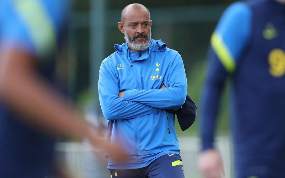 Nuno Espirito Santo - Spurs and Chelsea still moving in opposite directions - GETTY IMAGES