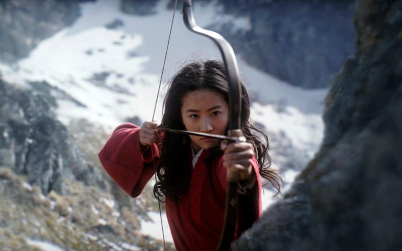 Disney plans to release the live-action remake of Mulan on its own streaming service - Disney/Disney