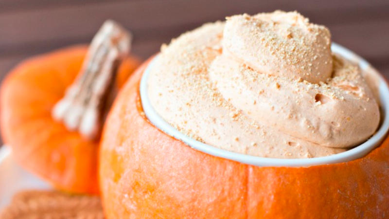 17 Halloween-Themed Party Dips You Can Serve in a Pumpkin
