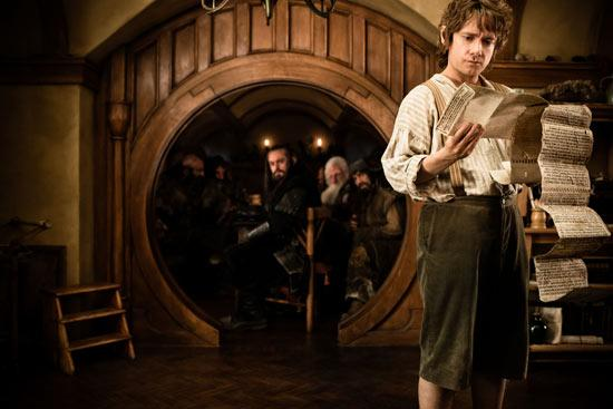 "With the long awaited release of Peter Jackson's ""The Hobbit: An Unexpected Journey"" set for Dec. 14, it seemed like now would be as good a time as any to prepare for the return to J.R.R. Tolkien's Middle-earth. Put on your robes and wizard hats! Here are five things you likely didn't know about ""The Hobbit: An Unexpected Journey"" and its two sequels."