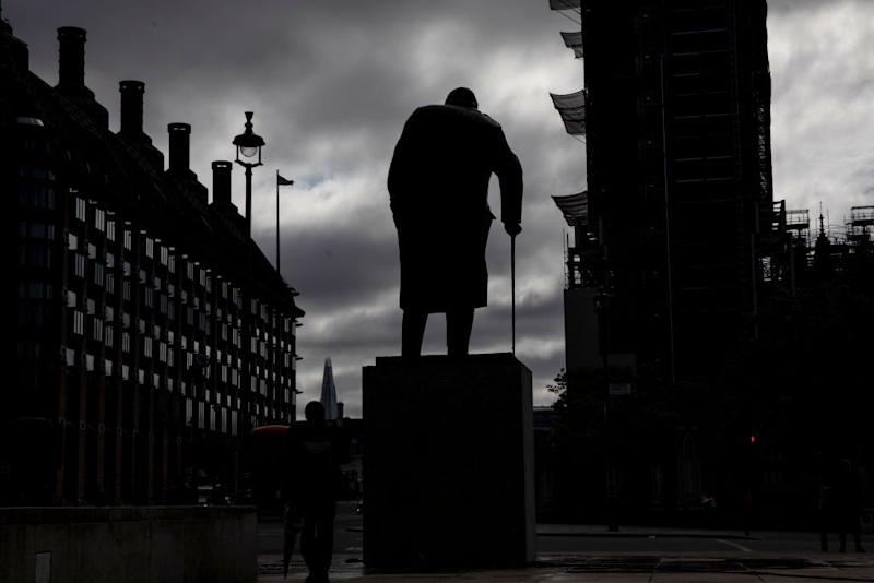 The Real Reason to Pull Down Churchill's Statue