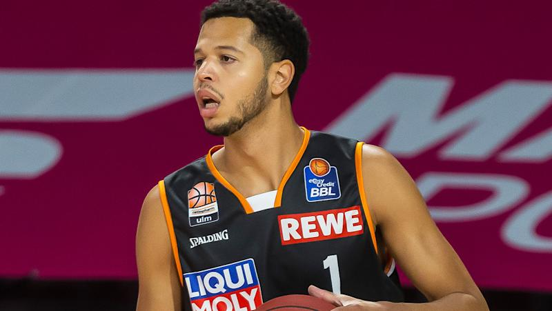 American player Tyler Harvey has agreed to join the NBL after signing a deal with the Hawks. (Photo by Harry Langer/DeFodi Images/ via Getty Images)