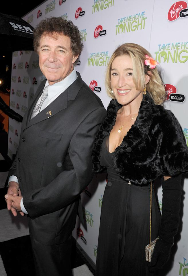 "Barry Williams attends the Los Angeles premiere of ""Take Me Home Tonight"" at Regal 14 at LA Live Downtown on March 2, 2011 in Los Angeles, California. (Photo by Jeff Kravitz/FilmMagic)"