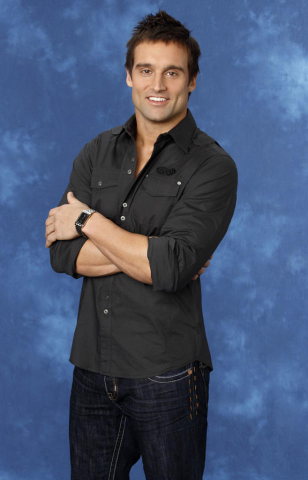 """<p><b>Ryan Bowers</b><br> Only skinny girls who want to be loved on and loved up on should   apply if he's """"The Bachelor."""" He's a little rude, but he has   Southern charm, and it makes us love and hate him all at the   same time. Let's find this dude a trophy wife that he can bring   home to his mama.</p>"""