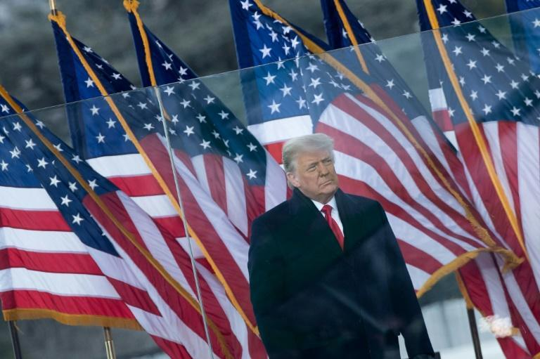 US President Donald Trump, just two weeks before leaving office, rallied his supporters in Washington on January 6, 2021, the day a mob of his supporters laid siege to the US Capitol, triggering a historic second impeachment and trial