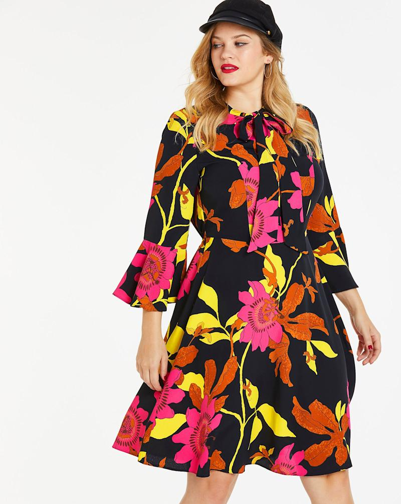 b5c0ce7d9e5ac 9 plus-size Easter dresses you can wear through summer