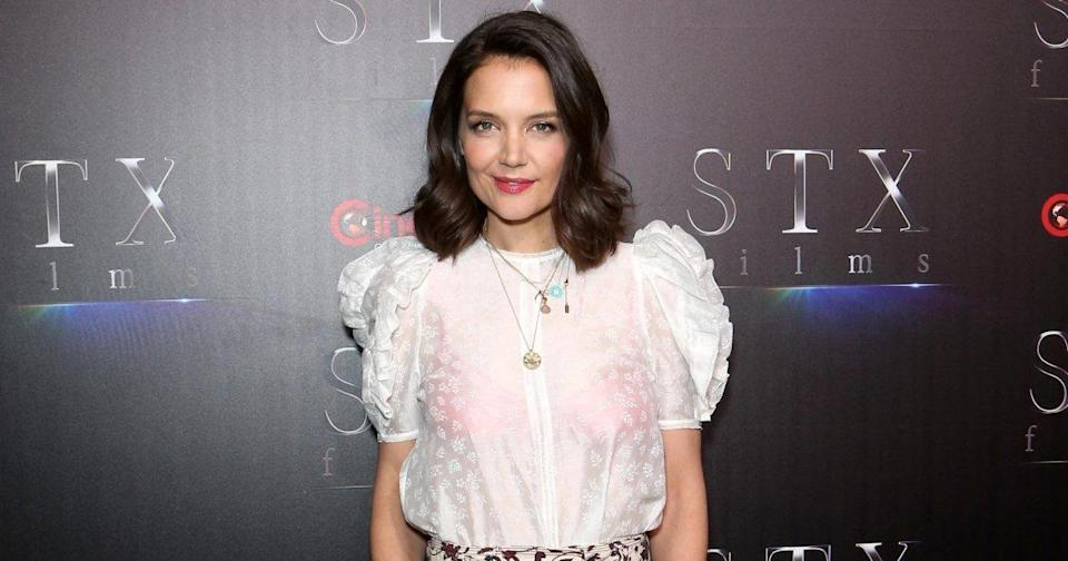 Katie Holmes had a 'pretty terrifying' time making horror sequel Brahms: The Boy II