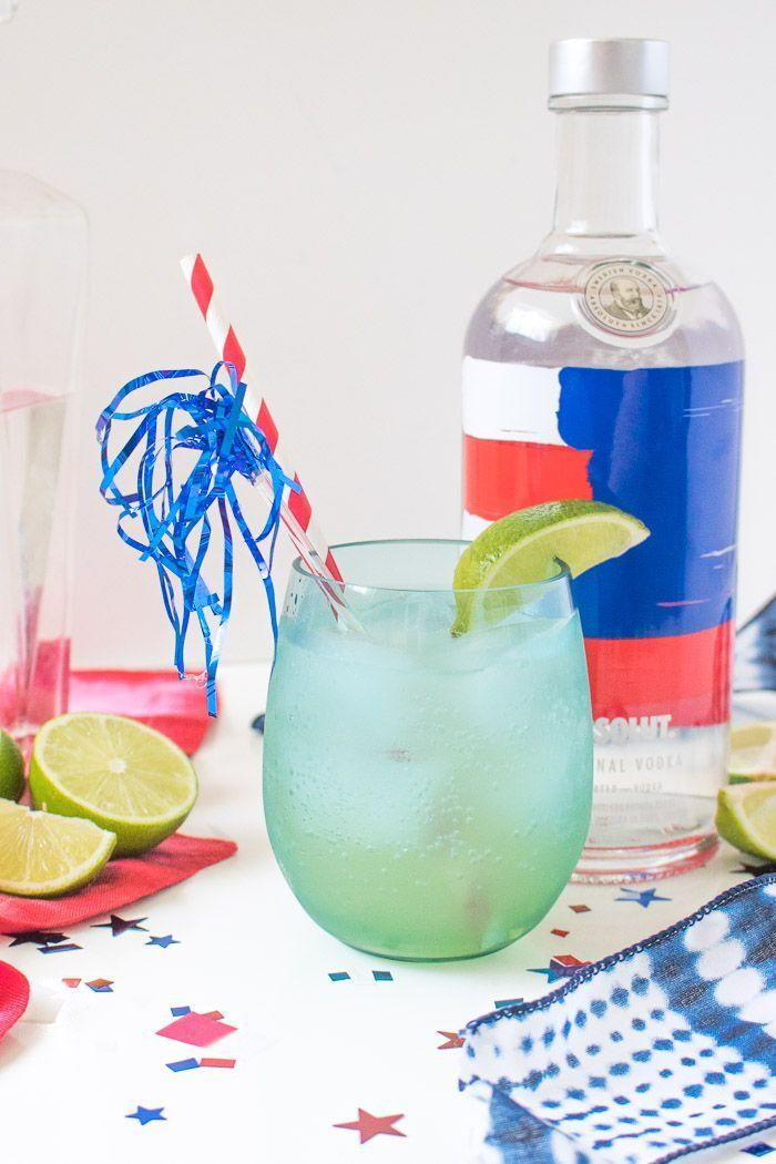"""<p>There's no artificial sugar necessary for this sweet and tart passion fruit mixed drink. <a href=""""https://www.amazon.com/4th-July-Straws-Independence-Patriotic/dp/B00V565ABC?tag=syn-yahoo-20&ascsubtag=%5Bartid%7C10055.g.4316%5Bsrc%7Cyahoo-us"""" rel=""""nofollow noopener"""" target=""""_blank"""" data-ylk=""""slk:Red, white, and blue straws"""" class=""""link rapid-noclick-resp"""">Red, white, and blue straws</a> aren't included in the recipe — but personally, we think they're too cute to go without,</p><p><em><a href=""""https://www.clubcrafted.com/passion-for-summer-cocktail/"""" rel=""""nofollow noopener"""" target=""""_blank"""" data-ylk=""""slk:Get the recipe from Club Crafted »"""" class=""""link rapid-noclick-resp"""">Get the recipe from Club Crafted »</a></em></p>"""