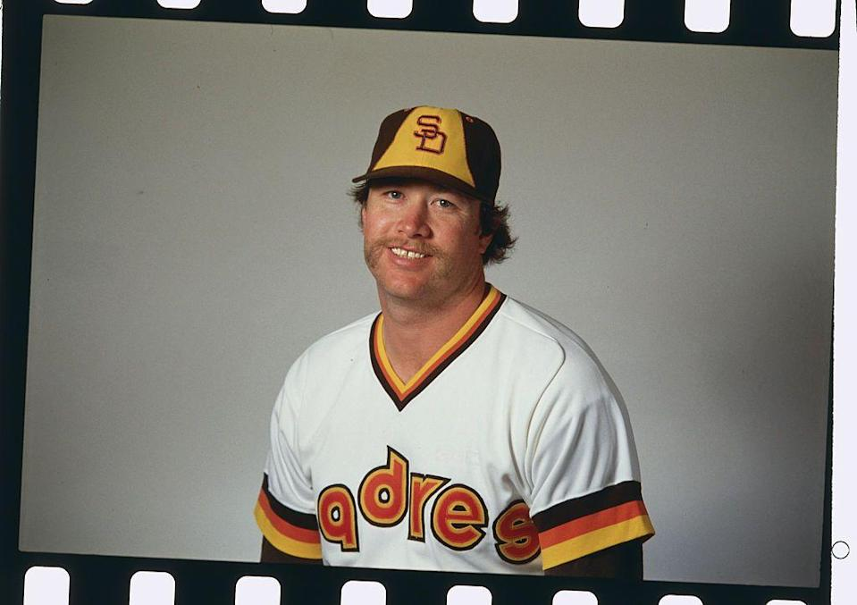 <p>While scoring a ton of points on the baseball field, Gossage also scored major style points for adhering to his signature horseshoe mustache that he still wears to this day as a sports commentator. </p>