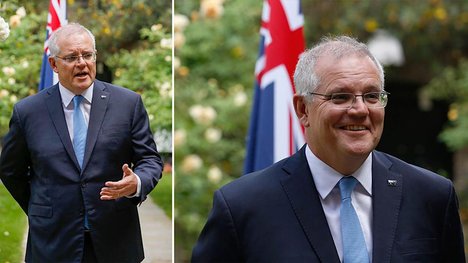 Australian Prime Minister Scott Morrison has copped fierce backlash for retracing his family history during his recent trip to the UK. Source: EPA