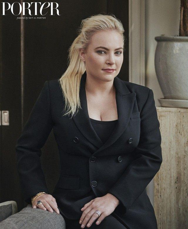 Meghan McCain Talks 'Horrible' Grief And Coping With Her