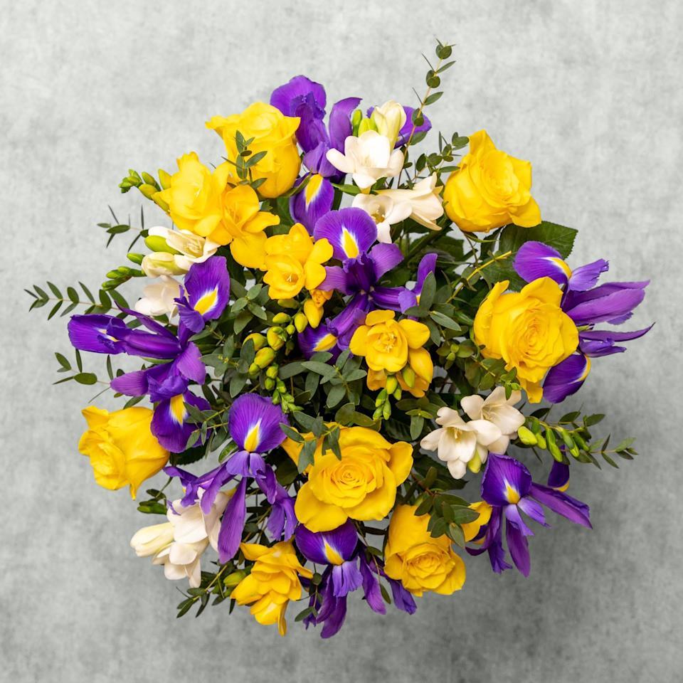 Large Spring Bouquet (£25, Waitrose)