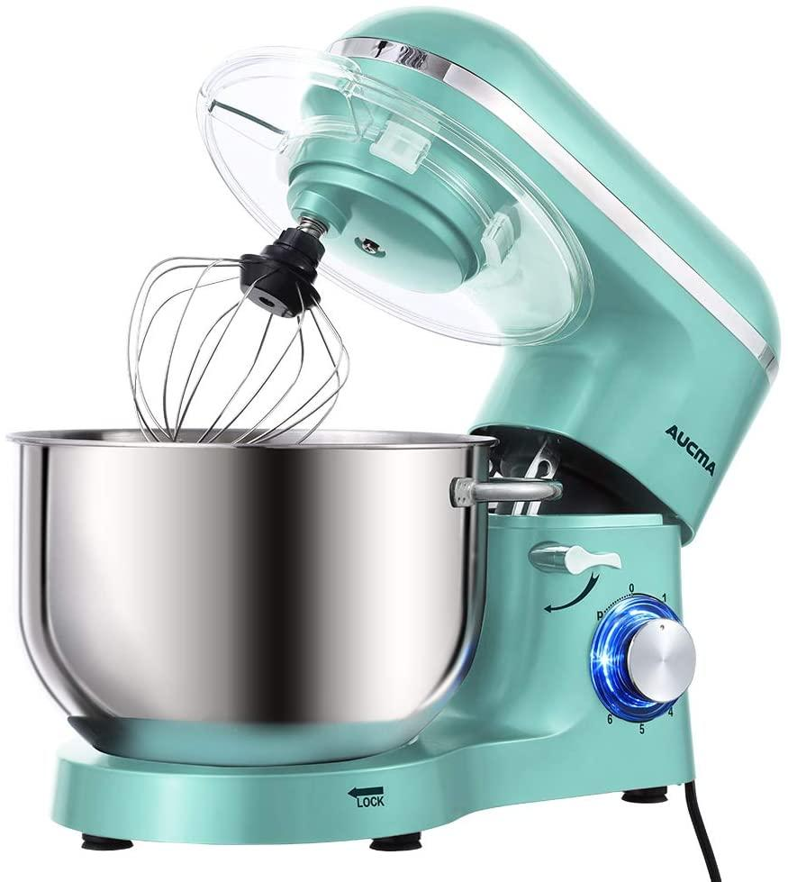 Aucma Stand Mixer is on sale for 36% off. Image via Amazon.