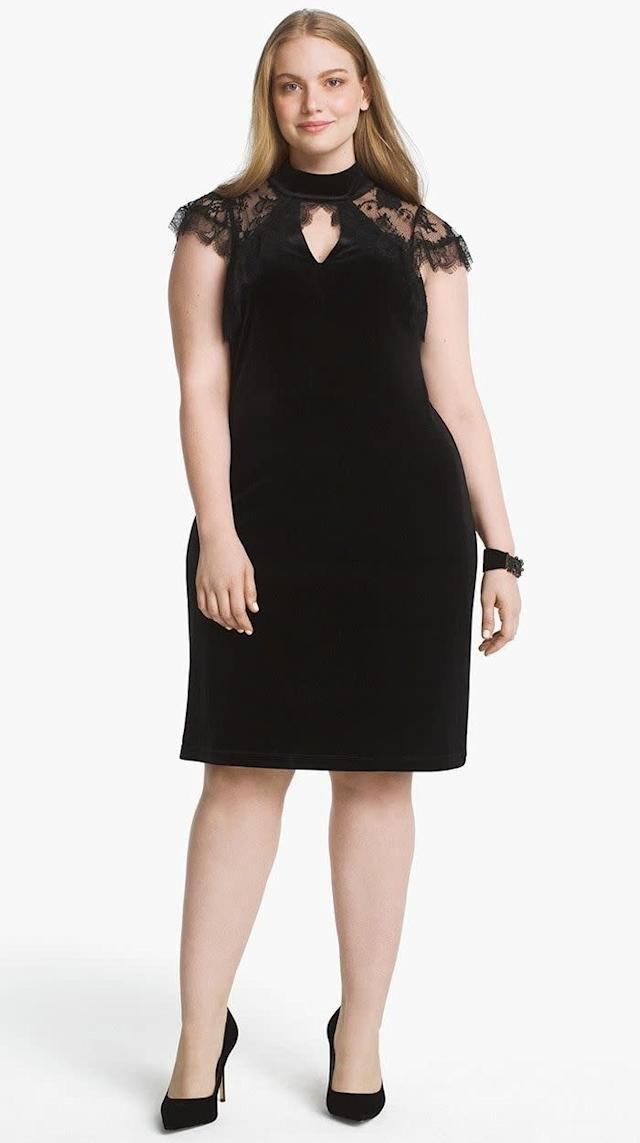 From <span>White House Black Market</span>.Comes up to a size 24W.