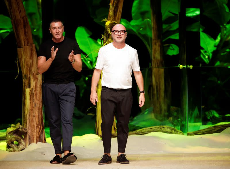 Dolce & Gabbana founders have received offers but have no plans to sell: paper