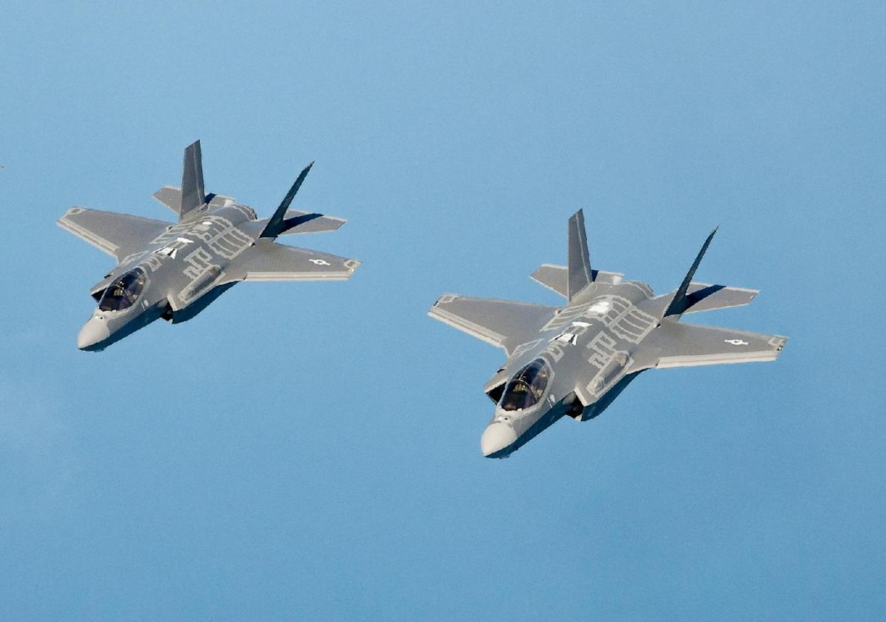 e4a7759b Did a Russian-Made Missile Really Hit an Israeli Air Force F-35 ...