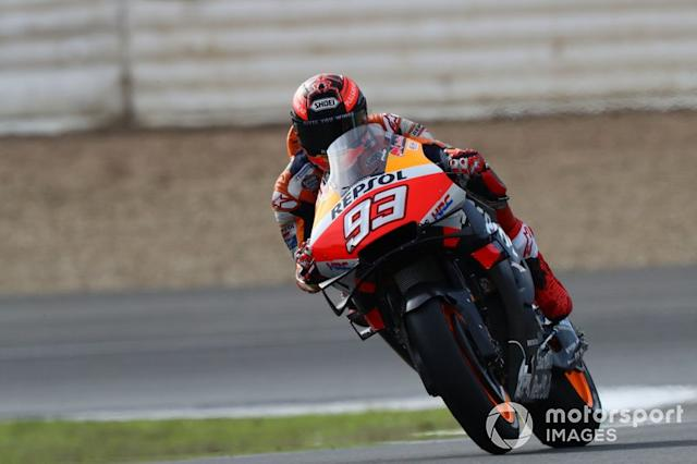 "Marc Marc Marquez, Repsol Honda Team <span class=""copyright"">Gold and Goose / Motorsport Images</span>"