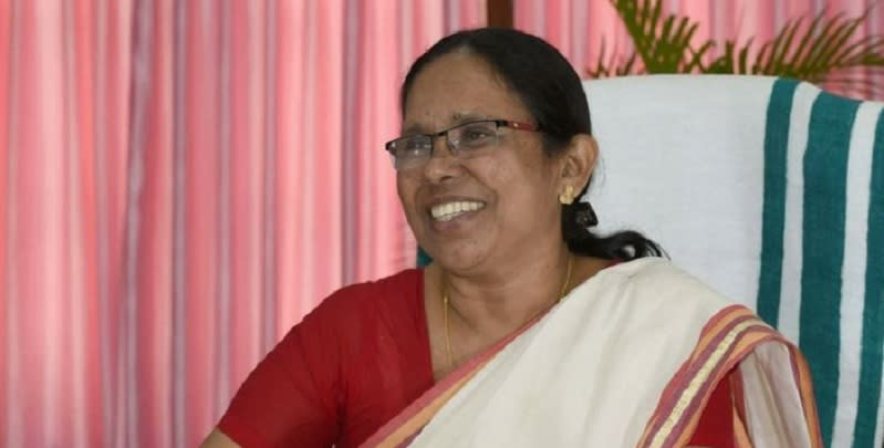 With over 60,963 votes margin, KK Shailaja received a resounding mandate in her constituency of Mattannur, Kannur