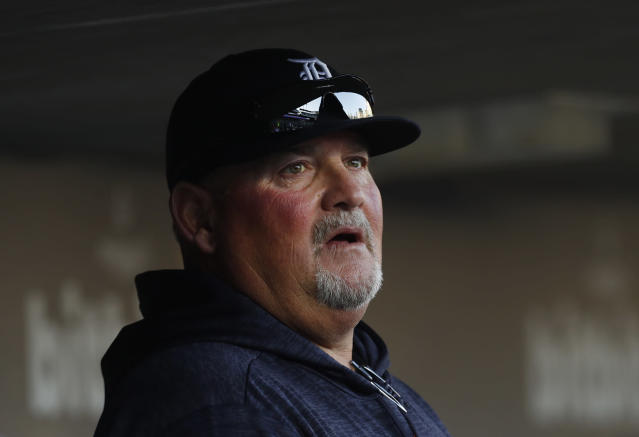 Chris Bosio is planning to lawyer up after his firing from the Tigers. (AP Photo)