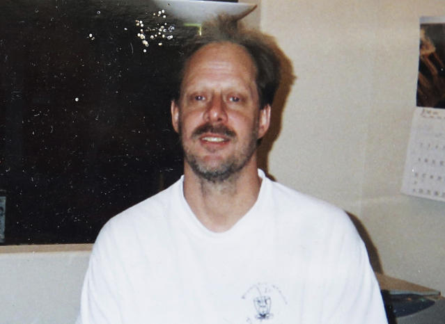 This undated photo provided by Eric Paddock shows his brother, Las Vegas gunman Stephen Paddock. (Photo: Courtesy of Eric Paddock via AP)