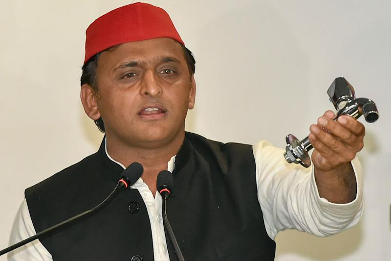 Learn From France's FIFA Victory, Include Players Like us to Win MP, Akhilesh Yadav Tells Congress
