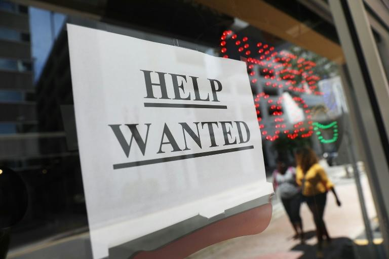 The US jobs engine smashed forecasts to add 224,000 net new positions last month
