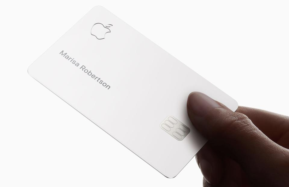 Apple brings much of its consumer tech sensibilities to the Apple Card, making it a solid choice for consumers. (Image: Apple)